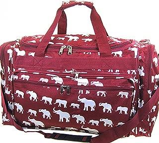Best elephant print duffle bag Reviews