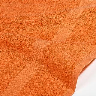 Caleffi Telo Doccia Minorca cm. 100X150 col. Arancio
