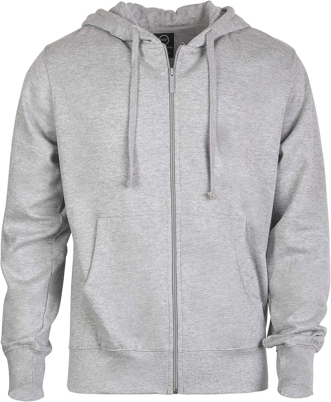 ET New product TU Zip Up Popular brand in the world Hoodie - Blend Lightweight Cotton Fleece Men's