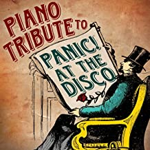 panic at the disco piano
