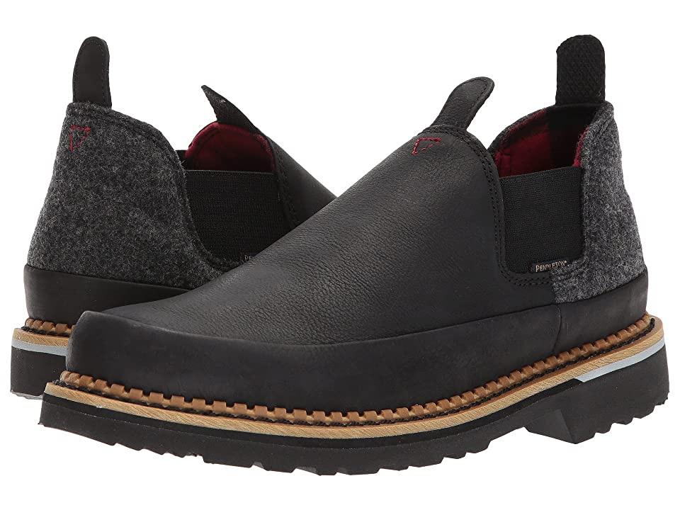 Georgia Boot Pendleton Romeo (Black/Dark Grey) Men