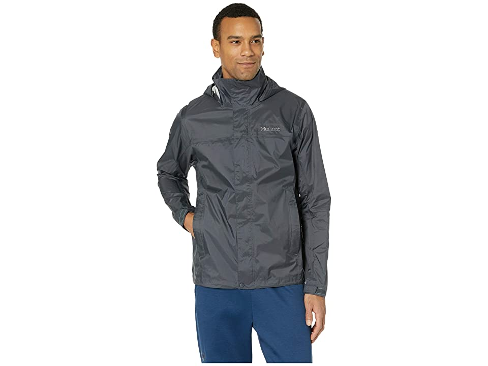 Marmot PreCip(c) Eco Jacket (Dark Steel) Men