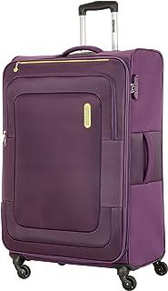 حقيبة سفر كبيرة ناعمة دونكان من أميريكان توريستر، لون أرجواني، مقاس 81 سم