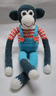 Naughty monkey amigurumi pattern | Crochet monkey, Crochet ... | 320x189