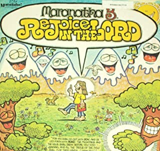 MARANATHA! 3 Rejoice In The Lord LP original 1973 Christian hippie folk rock HOSANNA xian Near Mint