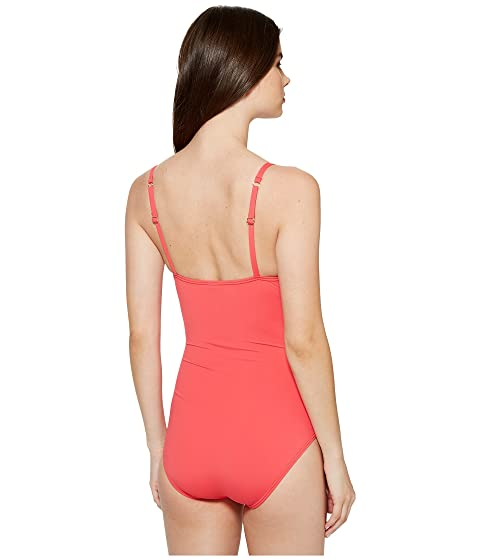 Tommy the Over Neck Shoulder Pearl V One Piece Bahama Swimsuit xnxWUf6