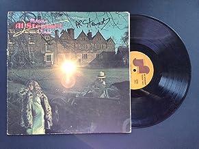 AL STEWART Modern Times JXS 7012 SIGNED AUTOGRAPHED VINYL RECORD LP