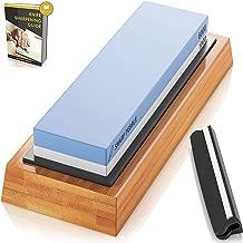 Sharp Pebble Premium Whetstone Knife Sharpening Stone 2 Side Grit 1000/6000 Waterstone |..