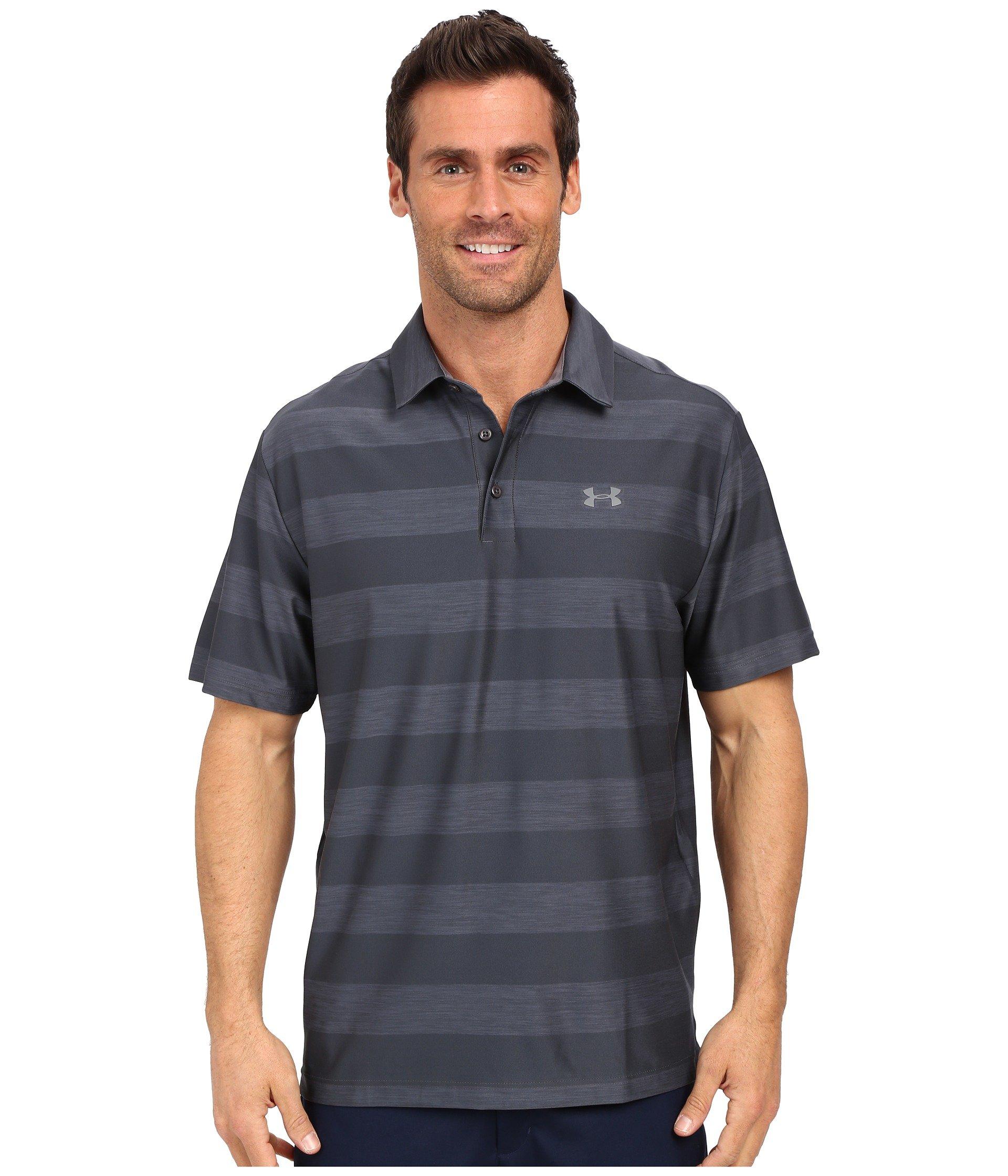 Camiseta Tipo Polo para Hombre Under Armour UA Playoff Polo  + Under Armour en VeoyCompro.net