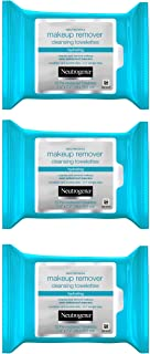 Sponsored Ad - Neutrogena Hydrating Makeup Remover Face Wipes, Pre-Moistened Facial Cleansing Towelettes to Condition Skin...