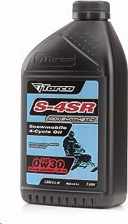 Torco S650030CE 0w30 Snowmobile Four Stroke Oil Bottle - 1 Liter Bottle