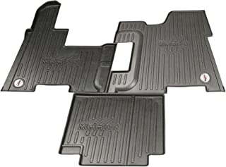 Minimizer Floor Mats; Manual Trans; Fits Peterbilt Models (2008-2019) 365, 367, 384, 386, 388, 389 w/Manual Trans. (Incompatible w/Battery Box Under Passenger seat) Peterbilt Models Part #FKPB3B