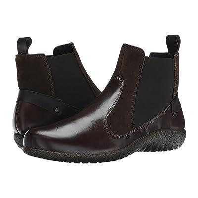 Naot Konini (Walnut Leather/Hash Suede/French Roast Leather) Women