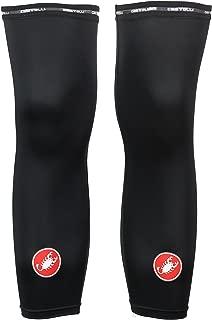 castelli UPF 50+ Light Knee Sleeves Black, M
