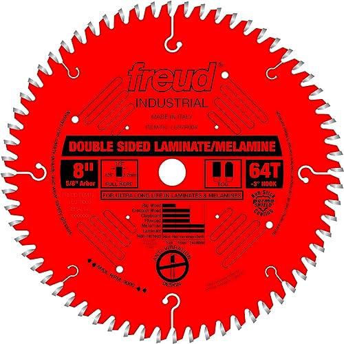 "2021 Freud 8"" x lowest 64T Double Sided Laminate/Melamine Blade lowest (LU97R008) online sale"