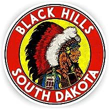 Destinations Decal Black Hills 3