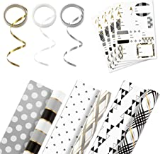 Best grey wrapping paper christmas Reviews