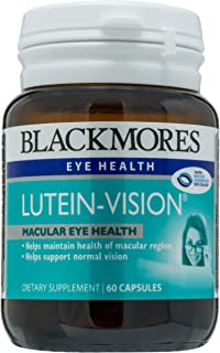 Blackmores Lutein Vision, 60ct