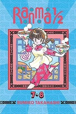 Ranma 1/2 (2-in-1 Edition), Vol. 4 (4)