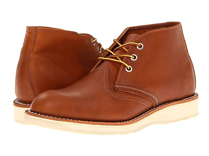 Red Wing Heritage  Work Chukka (Oro-iginal) Mens Lace-up Boots