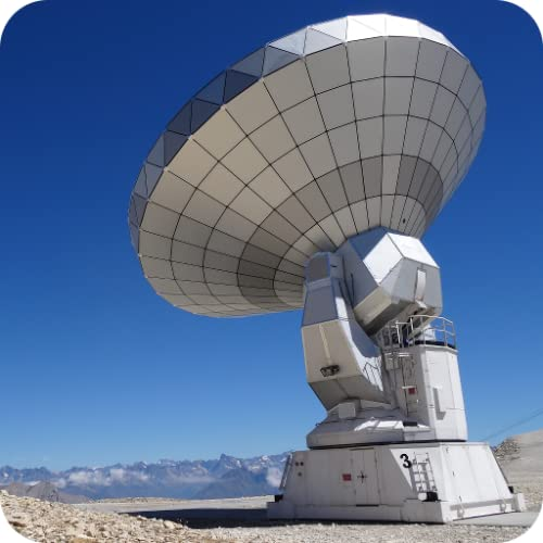 Rádio telescópios
