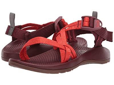 Chaco Kids ZX/1(r) Ecotread 30th Anniversary (Toddler/Little Kid/Big Kid) (Grenadine) Girls Shoes
