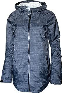 Columbia Women's Whisper Ridge Printed Omni tech Waterproof Rain Jacket