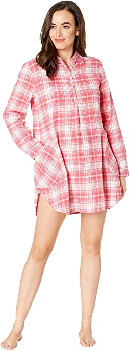 Claret Red Plaid