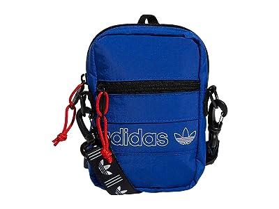 adidas Originals Originals Festival Bag Crossbody (Team Royal Blue) Bags