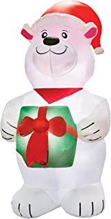 battery operated inflatable christmas decorations