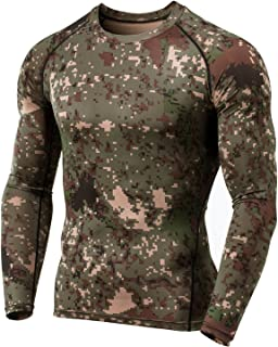 camo thermal shirt