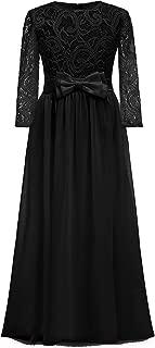 Vintage Boho Chiffon A-line Flower Girl Dress