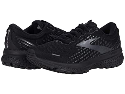 Brooks Ghost 13 (Black/Black) Women
