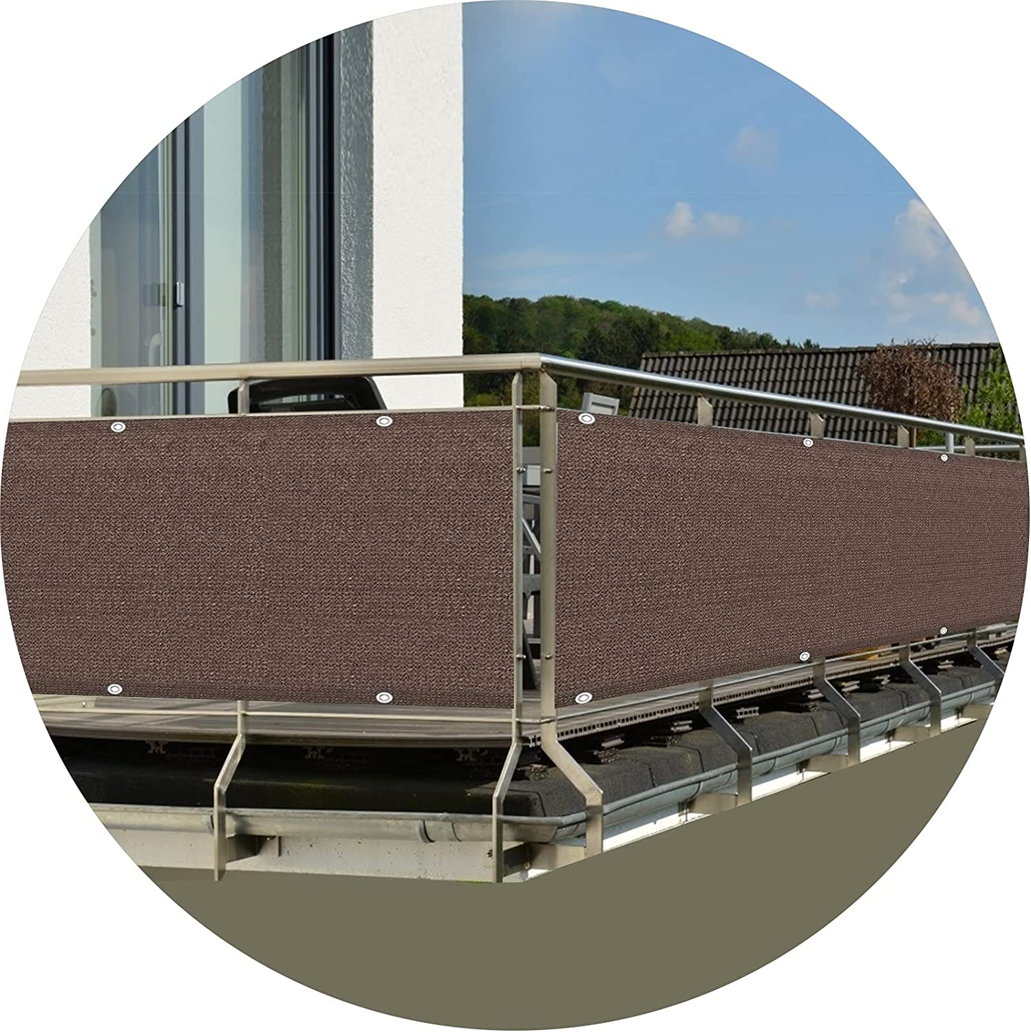 Outlet ☆ Free Shipping ZHANWEI Balcony Privacy Tampa Mall Screen Outdoor Su Sunshade Plant Garden