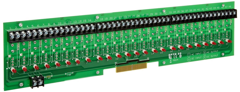 Finally resale start Opto 22 PB24 24 Channel Standard Module Rack Digital I O Save money