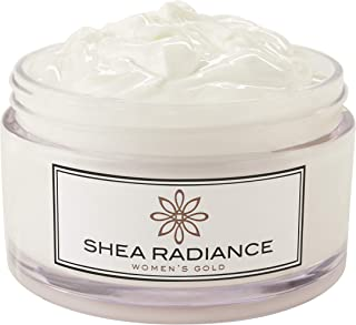 Shea Radiance Classic Scent Baobab - Unrefined Shea Antioxidant Cream & Body Lotion, for All Skin Types - Collagen Boostin...