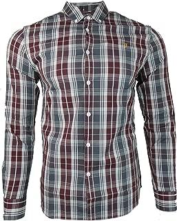 Brewer Tartan Slim Shirt