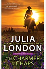 The Charmer in Chaps (The Princes of Texas Book 1) Kindle Edition