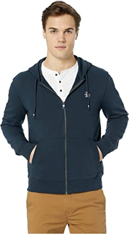 Long Sleeve Fleece Full Zip