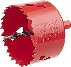 Wolfcraft 5484000 Gatenzaag, 1 Stuk, Rood
