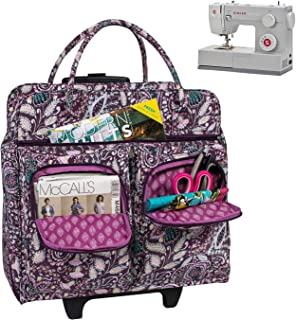 Best large sewing machine tote Reviews