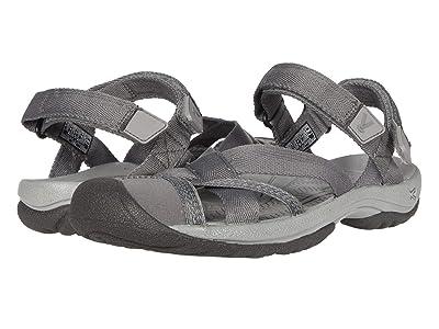 KEEN Kira Ankle Strap (Steel Grey) Women