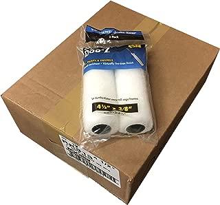 Wooster Brush RR313-4-1/2 Jumbo-Koter Super Doo-Z Roller 3/8-Inch Nap, 2-Packs, Pack of 12