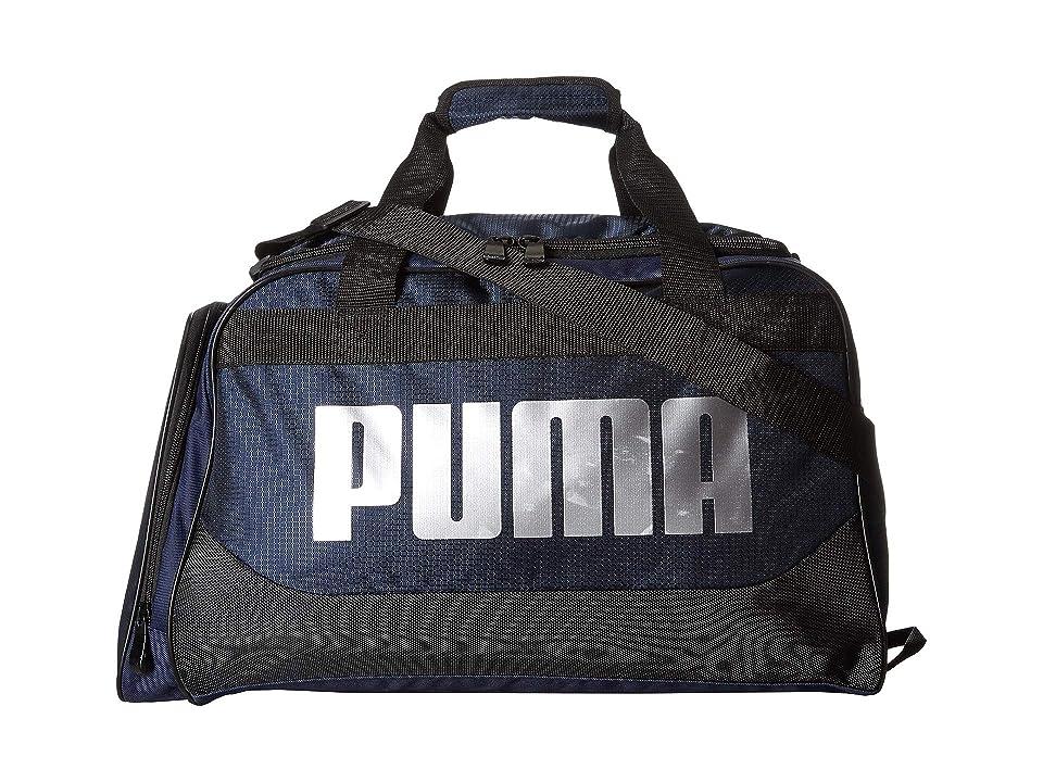 PUMA Transformation 4.0 Duffel (Navy) Duffel Bags