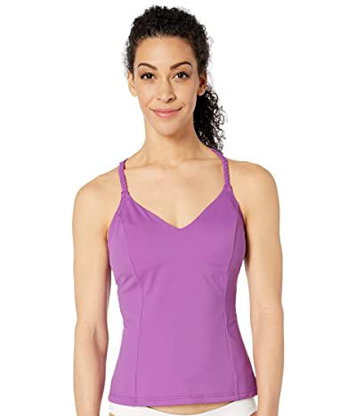 Prana Talula Tankini Top (Summer Plum) Women