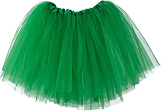 girls green tutu skirt