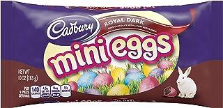 CADBURY MINI EGGS Royal Dark Chocolate with Crisp Shell Candy, Easter, 10 oz Bag