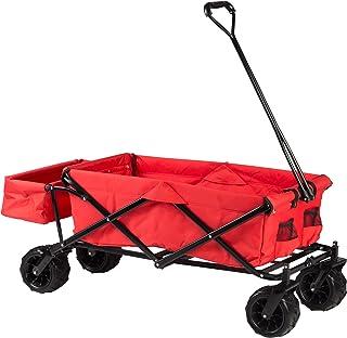 comprar comparacion Ultrasport Carro plegable, carretilla con funda para el transporte, práctico, de exterior y para pícnic, adecuado para exc...