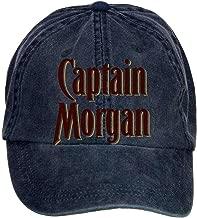 Niceda Unisex Captain Morgan Logo Sun Visor Baseball Caps