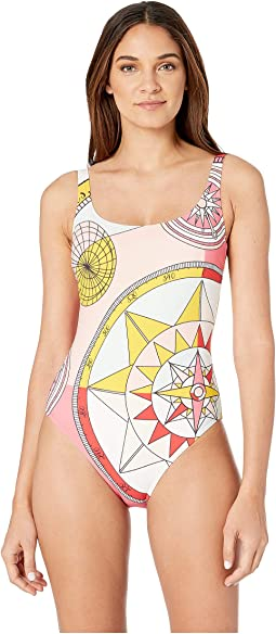 Constellation Tank Suit One-Piece